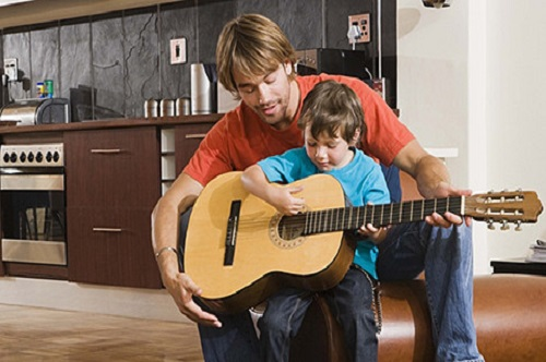 Các lợi ích khi chơi đàn Guitar